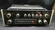 Mcintosh<c34v>control Amplifier Transistor Preamplifier With Tracking Fedex