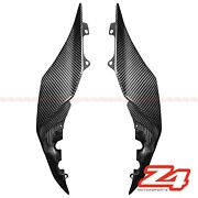 2015-2019 R1/m/s Carbon Fiber Rear Tail Side Seat Cover W/ Inner Fairing Cowling