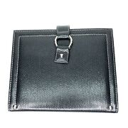 Franklin Covey 365 Faux Leather Classic 6 Ring Planner Binder Black 6x7.5andrdquo