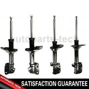 4x Focus Auto Parts Front Rear Suspension Strut Assembly For Legacy 19951999