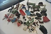 Vintage 1961 1963 Aurora And Hawk Toy Kits Creature Mummy Dracula Weird-ohs As Is