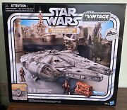 Star Wars Vintage Collection Galaxy's Edge Millenium Falcon Target Exclusive