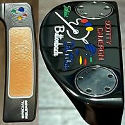 Scotty Cameron Del Mar Button Back Special Release Putter - Mint -100 Authentic