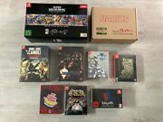 Lot De 30 Jeux Nintendo Switch Collector Limited Run Gamestrictly Limited Games