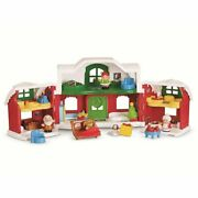 Fisher Price Little People Santa's North Pole Cottage - New/sealed