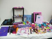 Littlest Pet Shop Design Your Own World House With Pets Accesories Lot