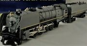 American Flyer S Scale 48054 Union Pacific 4-8-4 Northern W/ Railsounds Mint