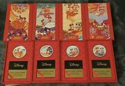 Niue 2020 Year Of The Mouse Mickey Complete Series Disney Silver Coins 999 1 Oz
