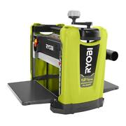Ryobi Ap1305 Thickness Planer Corded 15 Amp 12-1/2 Inch W Knife Removal Tool