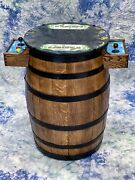 Authentic Whiskey Barrel Arcade - Plays 60 Games