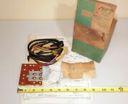 Nos Gm 1957 Chevy Accessory Fuse Block Box And Wiring Harness Belair Nomad 150 210