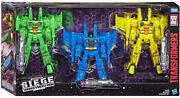 Transformers War For Cybertron Siege Voyager Class Exclusive - Seekers Pack