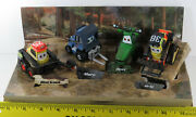Disney Store Planes Fire And Rescue Smoke Jumper 4 Pack Damaged Box Cake Toppers