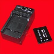 High Quality 680mah Nb-11l Battery+ac Charger For Canon Powershot Sx410/sx410 Is