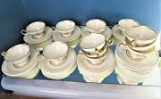 12 Castleton China Cups And Saucers Dolly Madisonroses