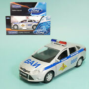 136 Ford Focus Russian Military Police Diecast Model Car By Autogrand