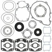 New Gasket Kit With Oil Seals For Arctic Cat Tiger Shark 900 95 96 99