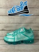 Nike Air Vapormax 2019 Women Teal Tint Ci9903-300 Size 11 New With No Box