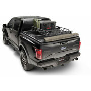 Undercover Bed Cover For Gmc Canyon 2015-2020 Matte Black Finish 5ft Ultra Flex