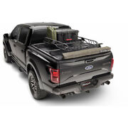 Undercover Bed Cover For Ford F-150 04-14 Matte Black Finish 5.5ft Ultra Flex