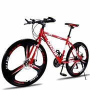 Bicycle Mountain 26 Inch Bicycles Road Bikes Variable Speed 21/24 Speed Bike