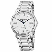 Baume And Mercier Moa10215 Classima 39mm Menand039s Automatic Stainless Steel Watch