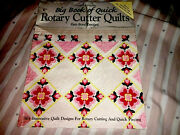 Big Book Of Quick Rotary Cutter Quilts 2001 Pam Bono 50 Quilt Designs Euc Vtg