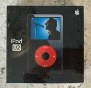 Apple Ipod 30 Gb Video U2 Special Edition Black Ma452ll/a For U2 Collection