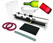 Glass Bottle Cutter Diy Machine Kit - Professional Series - Most Trusted