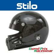 Stilo St5 Gt 8860 Carbon Full Face Car Race Racing Rally Helmet Fia Approved