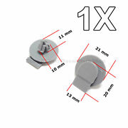 1x Front And Rear Wheel Arch Clip Wheel Trim Retainer For Bmw Mini Cooper