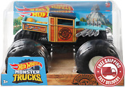Hot Wheels Monster Trucks 124 Scale Vehicles Collectible Die-cast Metal Toy Tr