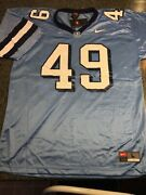 Julius Peppers North Carolina Jersey Size Large New With Tags. Rare