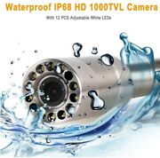Eyoyo Wireless Wi-fi Hd Pipe Inspection Video Cam For Under Floors Gutters Sewer