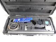 De Stearns 10/20 High Voltage 35000 Volts Holiday Detector Pipeline Tool Spy