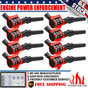 8 Ignition Coil Pack For Ford Expedition F150 4.6l 5.4l 2000 2001 2002 2003 2004