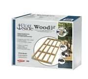 4and039 X 10and039 Wood Dock Frame Kit Commercial Grade For Stationary Or Floating Docks