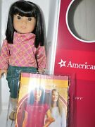 American Girl Doll Ivy Ling Doll New Retired Julie's Friend