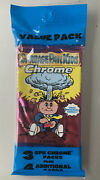 Garbage Pail Kids Chrome 1 Factory Sealed Value Fat Pack 2013
