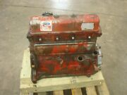 1957 Ford 861 Tractor Running Engine Gas 192 D2nl6015c 800