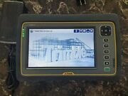 Trimble Yuma 2 Rugged Tablet Pc Computer Data Collector W/ Trimble Field Link