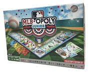 Mlb-opoly Junior- Family Game /collectorand039s Edition Set /mlb Monopoly