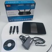 Linksys Ea6900 Ac1900 V1.1 5port Wireless Router Wifi Gaming 1300mbps