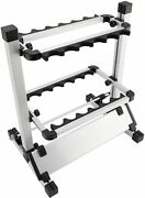 Fishing Rod Rack Portable Fishing Rod Organizer For Boat Truck Suv, Hold 12 Rods