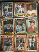 Baseball Card Collection Large Lot Large Lot A Little Over 2900 Baseball Cards