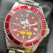 Limited To 3 000 Bottles In The World Silver Red Disney Mickey Mouse