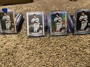 Anthony Volpe First Bowman Lot 84 Cards... 44x Chromes 40x Mojo