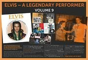 Elvis Collectors Cd A Legendary Performer Volume 9 Madison Brand New Release