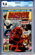 Daredevil 131 Cgc 9.6 White Pages Origin And 1st Appearance 1976
