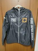 Price Consultation Required Pjs Autographed Windbreaker _46997